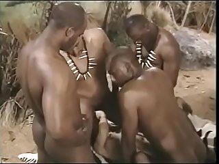 British babe gangbanged by indian men