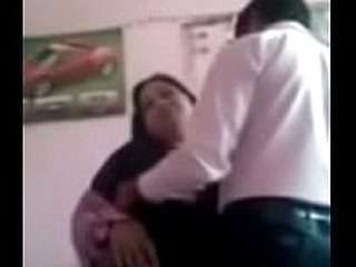 Desi Muslim aunty satisfied with big one