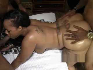 sexy mexican n black pussy banged by hairy paki