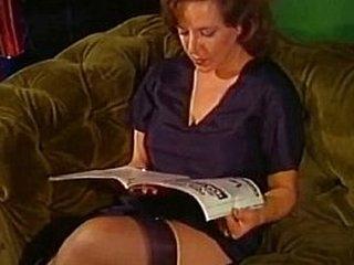 Jesse Adams in classic porn scene