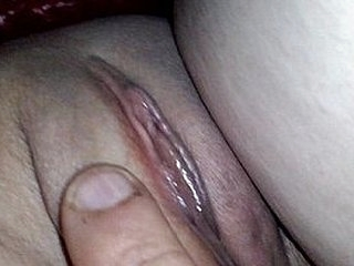 My wife Sleeping - Xblonde beautiful pussy