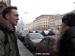 Hard pickup fucking for a movie lover scene 2