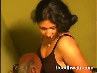 Next door desi bhabhi screwed by father in law oozed