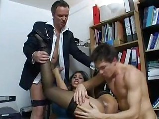 Sahara Knite  Office Sluts