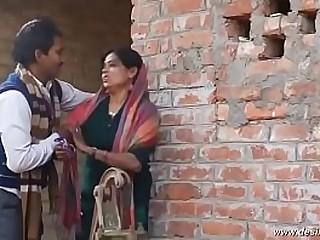 desimasala.co -Shy village aunty romance with her neighbour