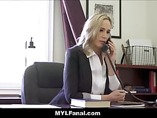 Hot Big Tits MILF Stepmom Anal Sex With Stepson's Bully To Leave Him Alone