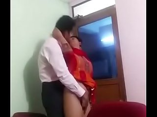 Desi Office Scandal PART 2  www.hindiporn.club