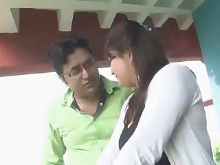 desi indian bhabhi with devar