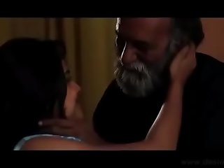 Hot indian Girl Sex with old man