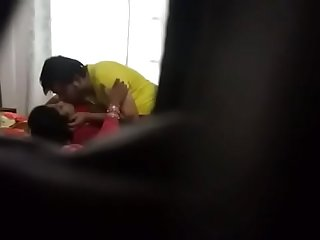 Desi Indian aunty hidden cam sex